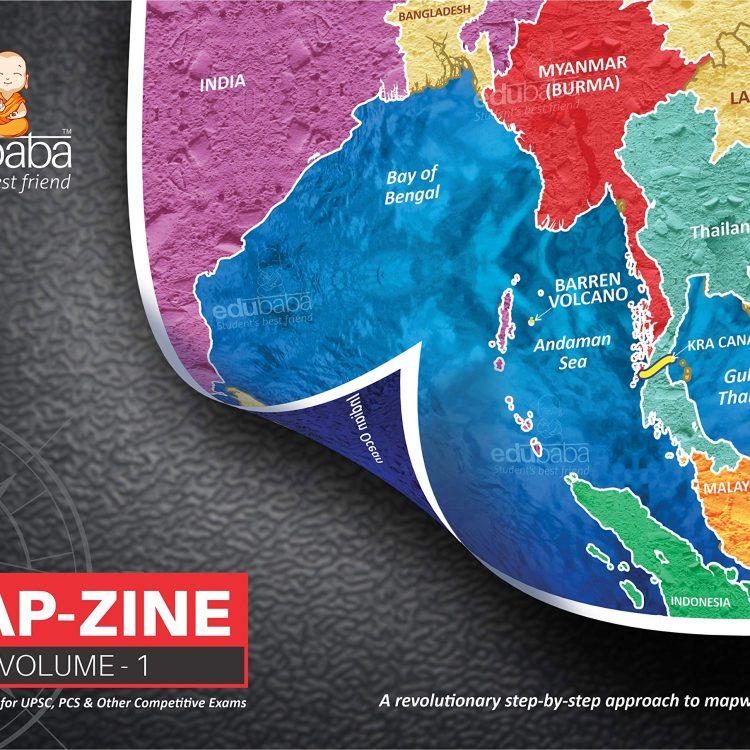 Edubaba MapZine Volume – 1, 2020 eBook (PDF)