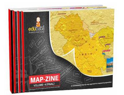 Edubaba Mapzines 2020 – Set of 4 Volumes eBook (PDF)